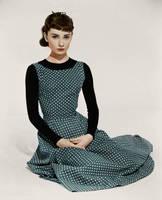 Audrey Hepburn V by olgasha
