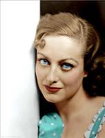 Joan Crawford by olgasha