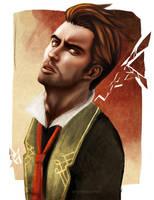 BioShock Infinite - Booker DeWitt by thesimplyLexi