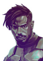 Killmonger by thesimplyLexi