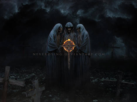 Burial Grounds by neverdying