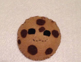 Kawaii Cookie Plushie Thingy :D by ostringo524