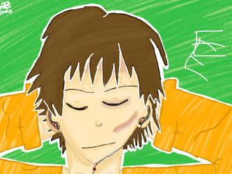 Summer Boy by bumblebeeiscute