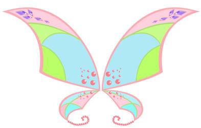 Leah Lovix Wings by NatalieSaly