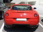 Ferrari 599 gtb  back by Dj-Steaua