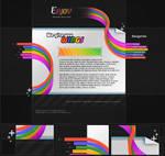 Webdesign - 'EnJoy' by CybertronicStudios