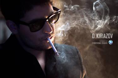 Smokin' by CybertronicStudios