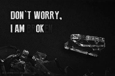 Don't worry, I am [br]OK[en] by CybertronicStudios