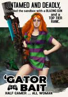Gator Bait Vivian by ashion