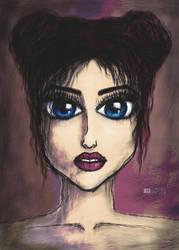 Girl by L-Noreak