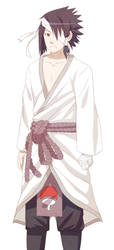 'The Last' Sasuke Uchiha (Fan concept) by arkazain