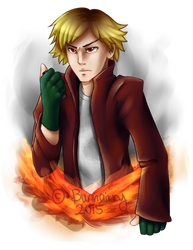 :Roy: Detonation by Bunnairry