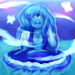 :Sapphire: Future Vision by Bunnairry