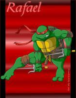 Raphael: The Warrior by koyasu-aya
