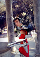 Pegasus - Saint Seiya by theredviper
