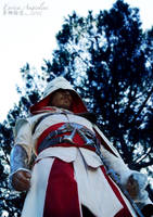 Ezio - Assassin's Creed by theredviper