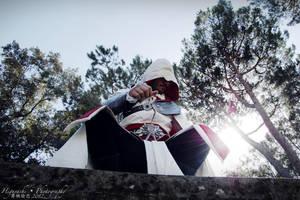 Ezio - Assassin's Creed X by theredviper