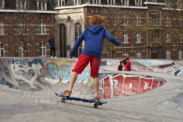 Skate Park by theredviper