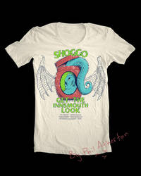 Get the Innsmouth look T-Shirt by megapowerskills