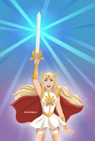 She-Ra: Princess of Power by MsJorable
