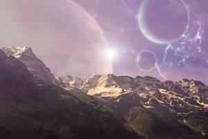 Eldon and Moons by thechangelingmedusa