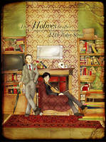 the Holmes brothers, BBC style by alizarin