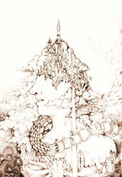 Mind Palace by alizarin