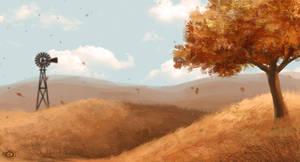 Poppy Fields by Emdragonjr