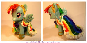 Gala Rainbow Dash by Narxinba222