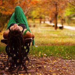 Quiet of Autumn by recepgulec