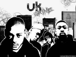 UK Grime by CarnageDesignz