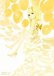 Cinderella by XingtongLu