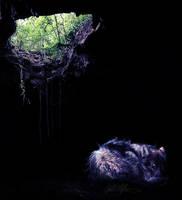 hole. by TayaRavena