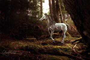 commission: enola by TayaRavena