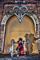 Kingdom Hearts - Another World by fiathriel