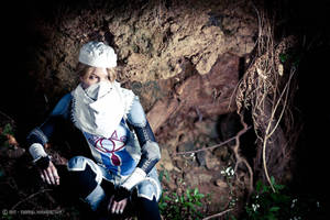 Sheik - Legend of Zelda I by fiathriel