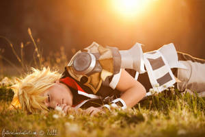 Kingdom Hearts - Safe Within the Chamber of Waking by fiathriel