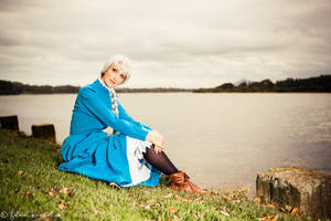 Howl's Moving Castle - Sophie III by fiathriel