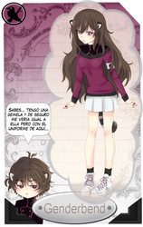 [R.M.A.: MEME] | Genderbend by Dechii008