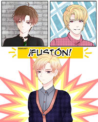FUSION with Toe~~^^ by Dechii008