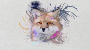 -- Oil fox -- by 0l-Fox-l0
