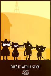 -- Poke it! -- by 0l-Fox-l0