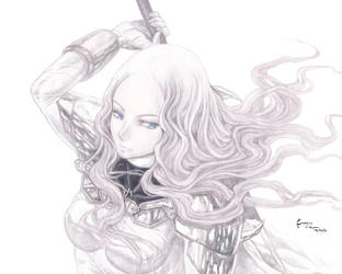 Claymore - Teresa of the Faint Smile by Nick-Ian