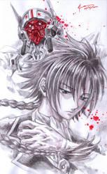 Akito And Unmasked Alexander by Nick-Ian