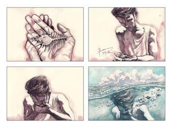 Ocean Pill by Nick-Ian