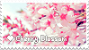 # stamp - cherry blossom by gigifeh