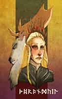 Thranduil by ArtByEdyn