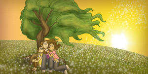 53. Little Willow by shadenightfox