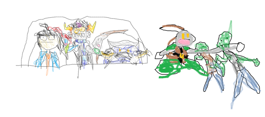 The Best Organ Trail Pictures Ever Drawn by shadenightfox