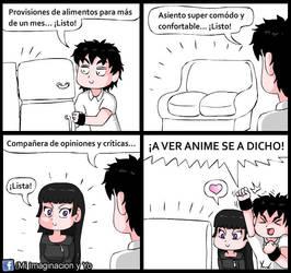 A ver anime se a dicho by yamilMIYO